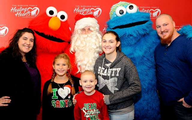 The Barkann Foundation's Holiday Hearts Party!