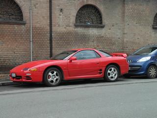 Mitsubishi Eclipse Twin Turbo