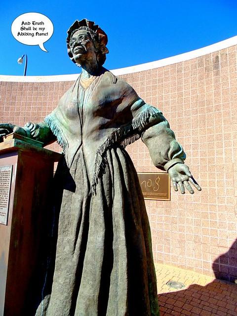 Sojourner Truth 1797 - 1883