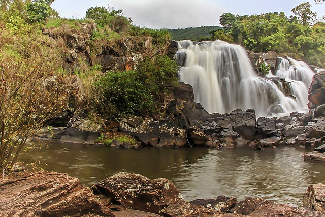 Cachoeira Véu das Noivas - Poços de Caldas - MG