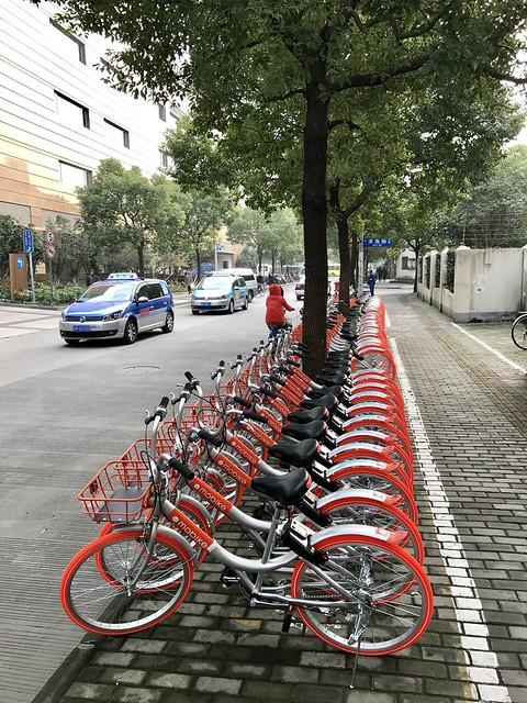 共享单车-摩拜新款新网点