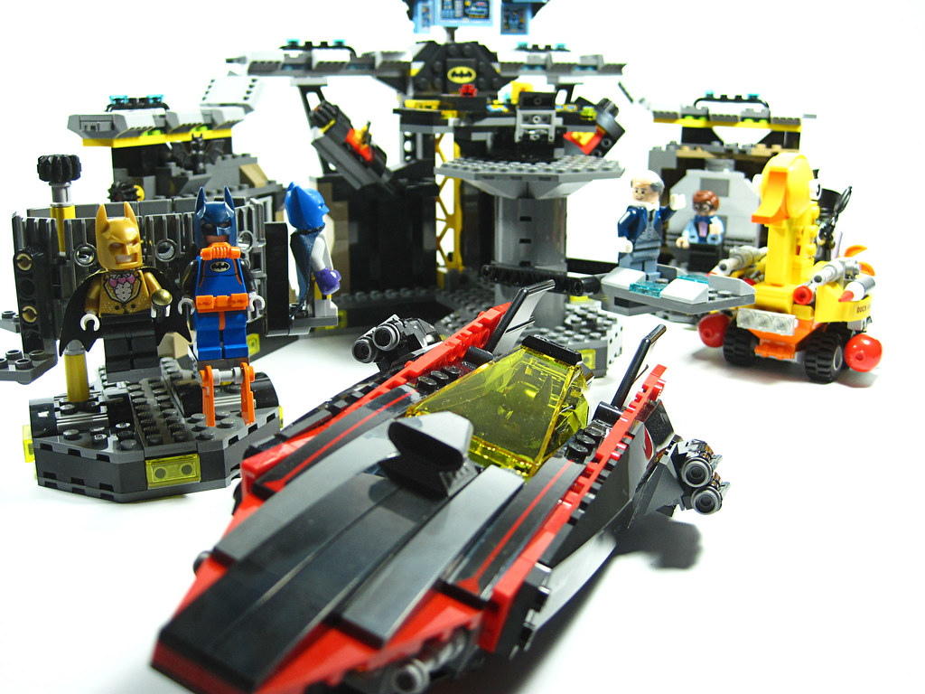 Martinwatersons Most Interesting Flickr Photos Picssr Lego 70909 The Batman Movie Batcave Break In