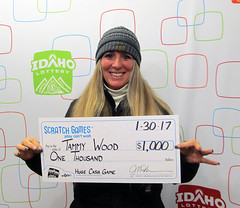 Tammy Wood - $1,000 Huge Cash Game