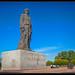 Monumento del Presidente Benito Juárez en Cerro de las Campanas, Querétaro por Guillermo R.