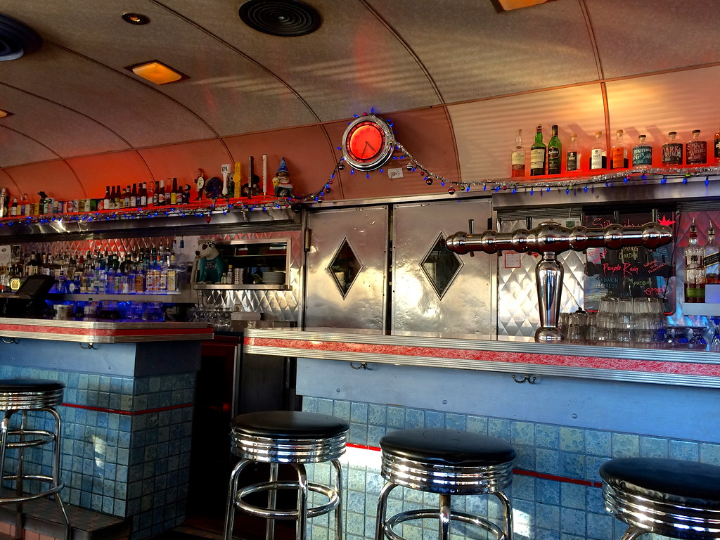 Silk City Diner Philadelphia PA - Retro Roadmap