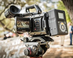 RxDesign Photography and Media  www.rxdesign.com . #joelspring  #rxdesign  #RxDesignPhotography #sanantonio #texas . Black Magic Ursa Mini Pro 4.6k trial by fire out of the box and to the wedding along side the Canon C300 MK2.  Built in ND and all the but
