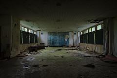 Haboro Old Taiyou Elementary School, Hokkaido