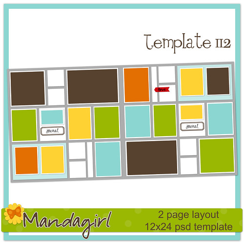 Template 112 Preview -Mandagirl