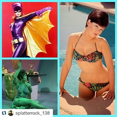 Thank you for all the wonderful memories, R.I.P. Yvonne Craig
