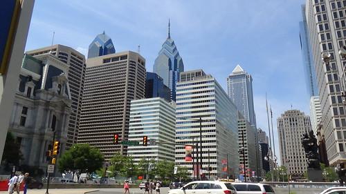 Philadelphia Downtown Aug 15 2