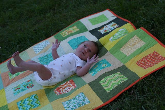Thora's quilt