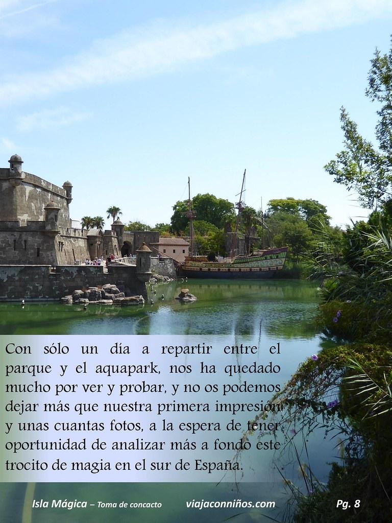 Isla Mágica.