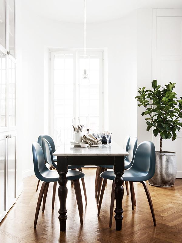 Scandinavian Apartment Style 2015