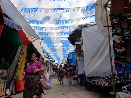 Mercado de Chichicastenango