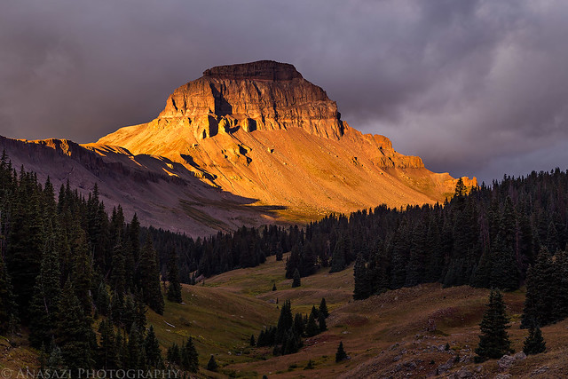 Uncompahgre Sunrise