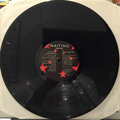D-INFULENCE:WAITING(RECORD SIDE-A)