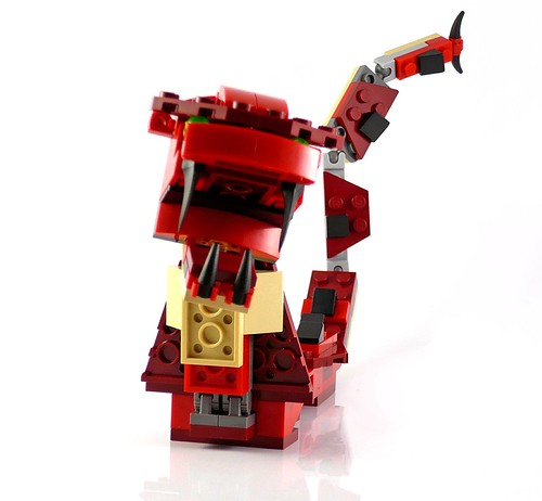 LEGO Creator 31032 Red Creatures 27