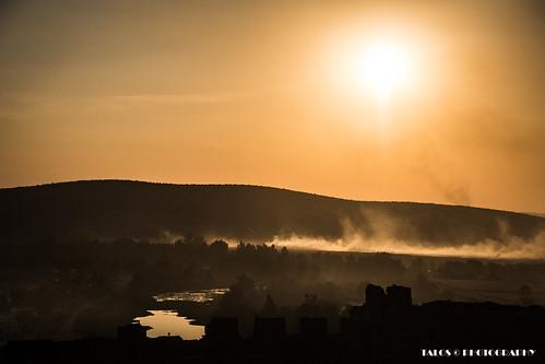 sunset españa sol nikon puestadesol castillo extremadura nikond810 tamron18270