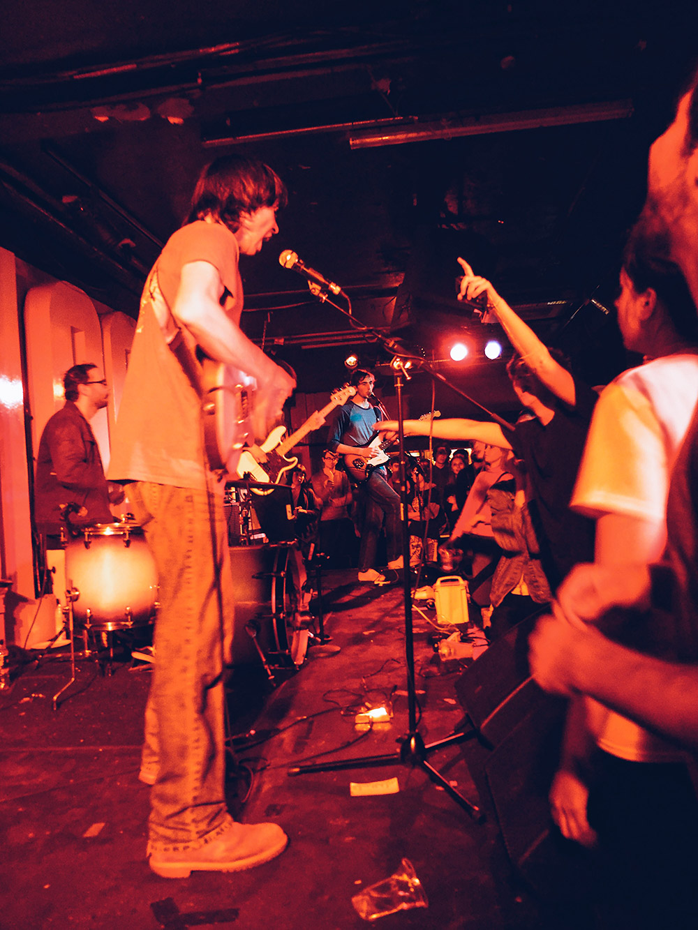 Alex G @ 100 Club, London 20/10/15