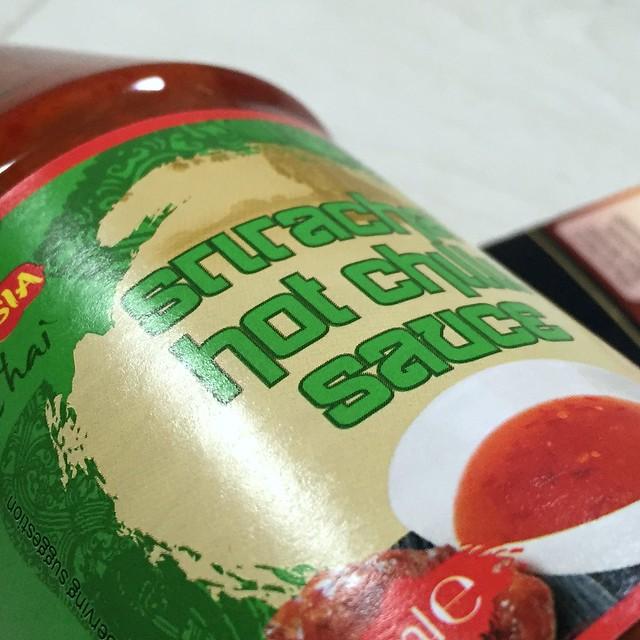 Lidl Sriracha