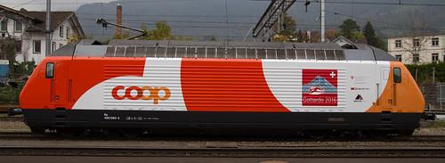 SBB Re 460 085 Coop 2