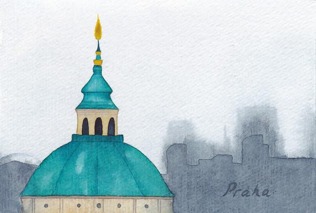 Postcard for lenna_lena