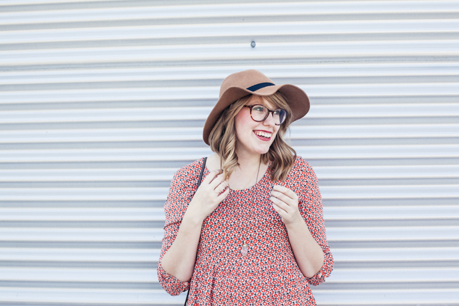 smock dress felt hat11