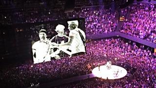 U2 / I+E 2015 / Ziggo Dome / Amsterdam
