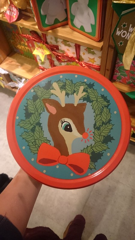It's Christmas Deer Lush Gift