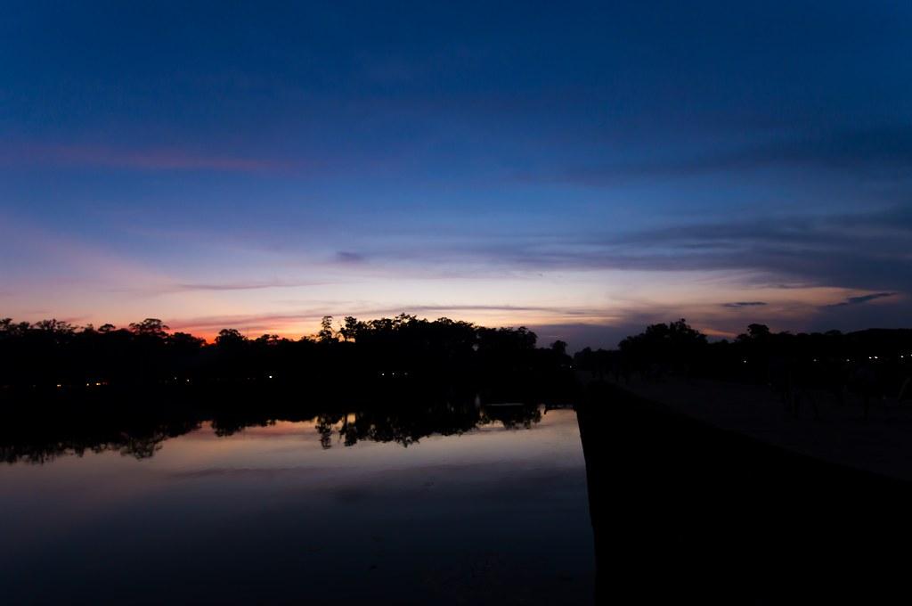 Angkor Wat Sunset-2382