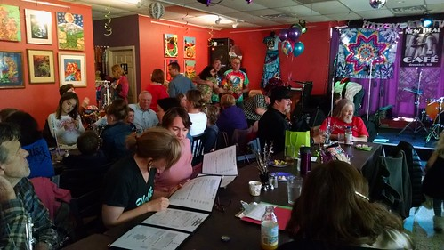 New Deal Cafe 20th Anniversary Celebration