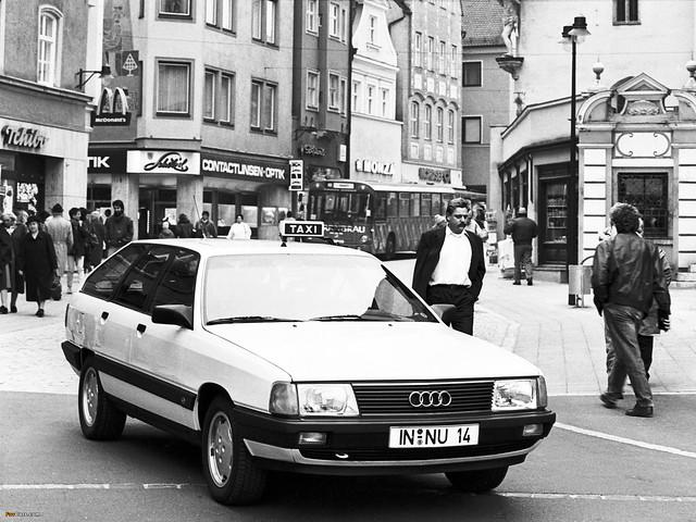 Прототип Audi Duo C3. 1989 год