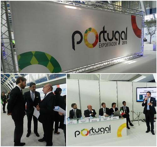 Destacada participación de México en el Foro de negocios Portugal exportador
