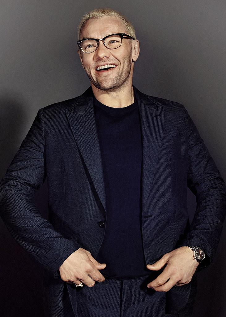 Джоэл Эдгертон — Фотосессия для «The Hollywood Reporter» 2015 – 1