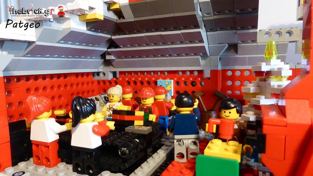"[BuildtheBrick #2]: ""Santa's Workshop"" 23005888644_f950241e4e_b"