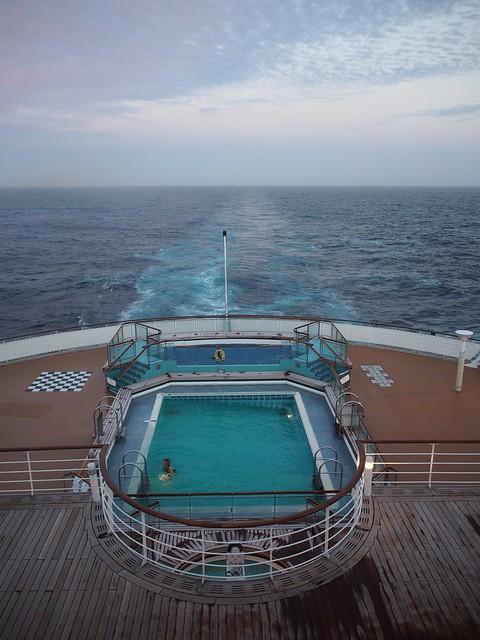 Atlantiküberquerung auf der Queen Mary 2