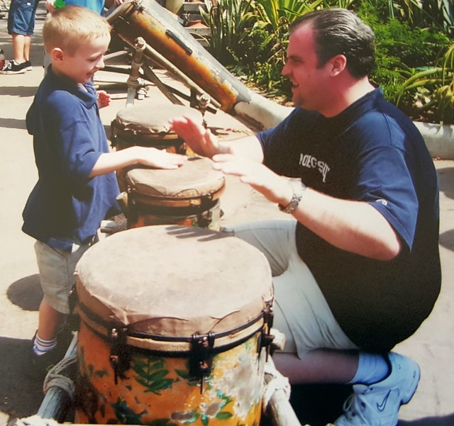 Bongo Drums at Disney's Animal Kingdom