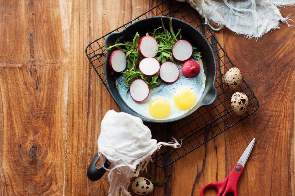Day 300.365 - Quail Eggs