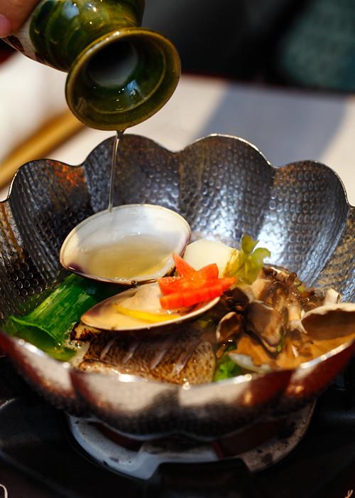 Sasagawa Mie's Clam Soup