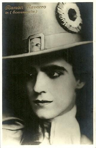 Ramon Novarro in Scaramouche
