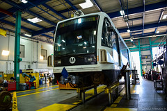 Los Angeles Metro Siemens P2000 #210