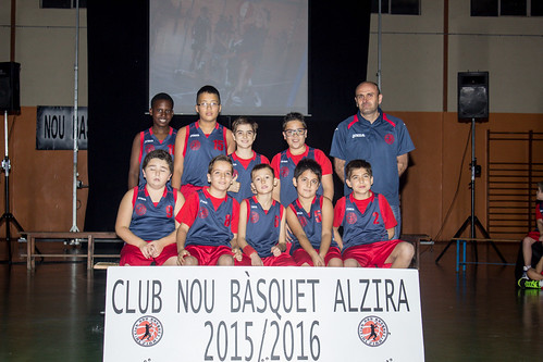 PRESENTACIO NBALZIRA 2015 2016 ALEVÍ BLAU