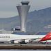 Qantas (VH-OEG) by A Sutanto