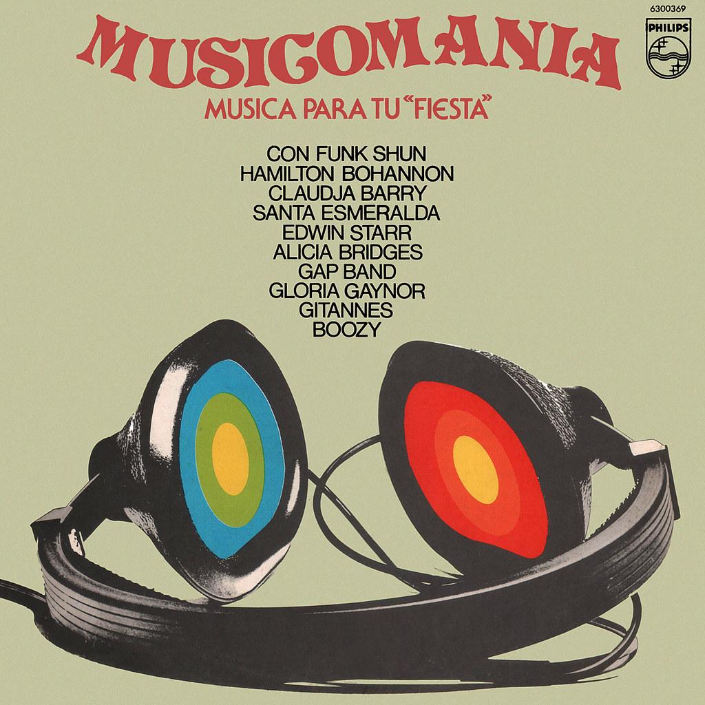 Musicomanía - Música para Tu Fiesta