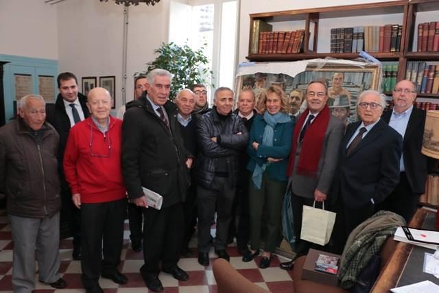Conversano- Stefania Craxi visita la Fondazione di Vagno presieduta da Gianvito Mastroleo  (3)