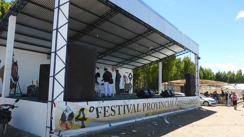 Festival provincial de Gato y Mancha
