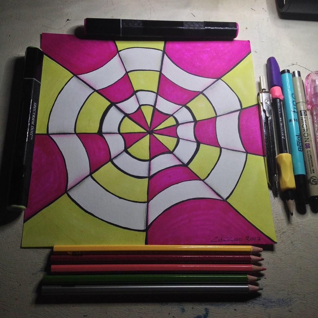My 3D art