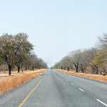 Entrada en Botsuana por Chobe