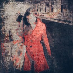 iphone3 legacy 2012: the red coat 2