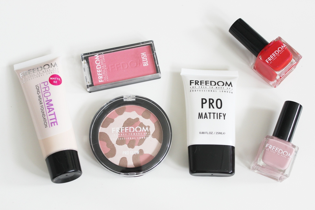Freedom Makeup Haul (1)